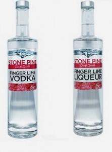 Finger Lime Vodka & Liqueur